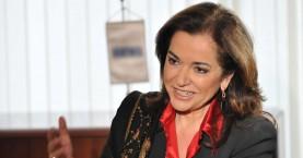 Η Ντόρα Μπακογιάννη εύχεται στο Flashnews.gr για τα 10 χρόνια λειτουργίας