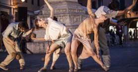 Dance Days Chania 2019 με 2 site specific έργα
