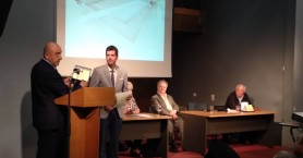 Η εκδήλωση για την παρουσίαση του βιβλίου του Εμμανουήλ Γ. Χαλκιαδάκη (φωτο)
