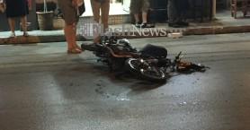 Σφοδρή σύγκρουση οχημάτων στην Κισσάμου με τρεις τραυματίες (φωτο)