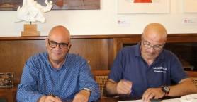 Υπογραφή σύμβασης για την αντιμετώπιση των ζημιών στις Δ.Ε. Θερίσσου & Κεραμειών Δ. Χανίων