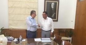 Ορκωμοσία Μανόλη Συντυχάκη σήμερα στην Περιφέρεια Κρήτης