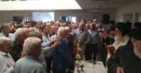 Η ορκωμοσία της νέας δημοτικής αρχής στον Δήμο Βιάννου (φωτο)
