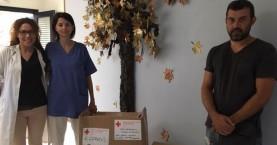 O Ελληνικός Ερυθρός Σταυρός στηρίζει το Αννουσάκειο Ίδρυμα