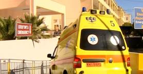 Γυναίκα έπεσε από τον τρίτο όροφο νοσοκομείου