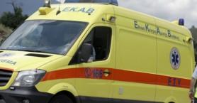 Ηράκλειο: Σοβαρό τροχαίο με πολυτραυματία
