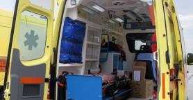 Καραμπόλα τριών αυτοκινήτων με μια τραυματία στο Ηράκλειο