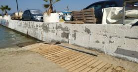 Εικόνες εγκατάλειψης σε βασικές υποδομές στις Καλύβες Αποκορώνου (φωτο)