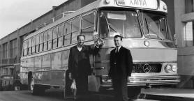 Ταξίδι στον χρόνο: Τα ιστορικά λεωφορεία του ΚΤΕΛ Χανίων-Ρεθύμνης (φωτο)