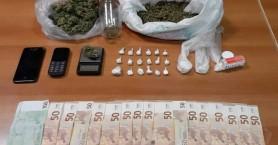 Κοκαίνη και χασίς βρέθηκαν σε 21χρονο στο Ηράκλειο (φωτο)
