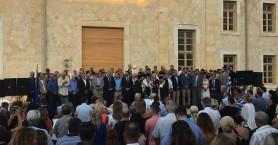 Η ανοιχτή τελετή ορκωμοσίας της νέας δημοτικής αρχής του δήμου Χανίων (βίντεο+φωτο)