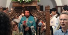 Ο Πλατανιάς εόρτασε την Παναγία την Γυρογυαλίτισσα