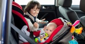 Παιδικά καθίσματα: Κίνδυνος σοβαρών επιπτώσεων στα παιδιά!