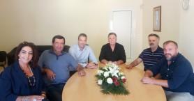 Ορίστηκαν οι νέοι Αντιδήμαρχοι και ο Γενικός Γραμματέας στον Δήμο Μινώα Πεδιάδας