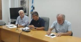Αναλαμβάνουν καθήκοντα το νέο προεδρείο και η Οικονομική Επιτροπή στο Δήμο Βιάννου