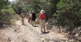 Ο Ορειβατικός Σύλλογος Χανίων από τον Αζογυρέ στο Φαράγγι Ανύδρων