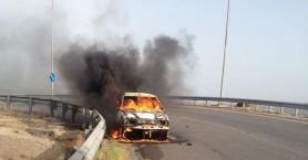 Παρανάλωμα του πυρός αυτοκίνητο στον Μυλοπόταμο - Κάηκε αυτοκίνητο και στο Ηράκλειο