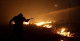 Περιπετειώδης καταδίωξη ατόμου που κατηγορείται για εμπρησμό στο Ηράκλειο