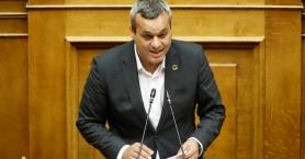 Ερώτηση Μαμουλάκη για την παραχώρηση του λιμανιού στον Δήμο Ηρακλείου