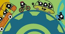 Και οι ΠοδηΛάτρεις στην εκδήλωση στα Χανιά για την Ημέρα Χωρίς Αυτοκίνητο