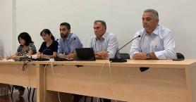 Νέος πρόεδρος του Δημοτικού Συμβουλίου Ιεράπετρας ο Βαγγέλης Μπινιχάκης