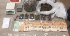 Απανωτές συλλήψεις για κοκαΐνη στο Ηράκλειο (φωτο)