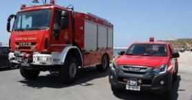 Σε πορτοκαλί συναγερμό σήμερα η Κρήτη για πυρκαγιές