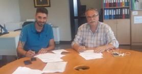 Υπογραφή σύμβασης για αντιπλημμυρικά έργα στον Αλικιανό και στον Φουρνέ