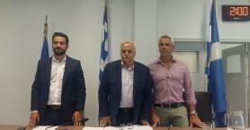 Ο Ευτύχης Δαμιανάκης εξελέγη πρόεδρος του Δημοτικού Συμβουλίου Χανίων