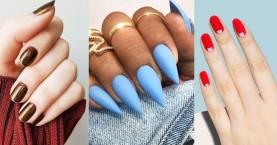 Το σχήμα στα νύχια που κολακεύει κάθε γυναίκα!