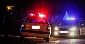 Ισχυρές αστυνομικές δυνάμεις και ΜΑΤ στο Τυμπάκι μετά τη συμπλοκή (βιντεο)