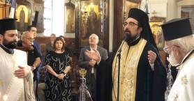 Η εορτή του Αγίου Διονυσίου του Αρεοπαγήτου στα Χανιά (φωτο)