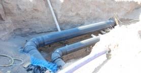 Σε επίσχεση εργασίας εργαζόμενοι στο έργο ύδρευσης του Αποσελέμη