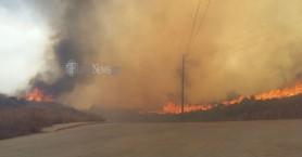Τι άφησε πίσω της η μεγάλη φωτιά στο Ρέθυμνο