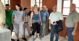 Προχωρούν οι εργασίες στο κτίριο της αρχαιολογικής συλλογής Ιεράπετρας