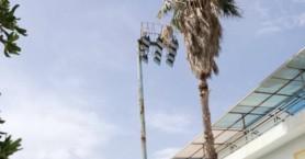 Ενημέρωση από ΝΟΧ στον Λ. Αυγενάκη για τους πυλώνες