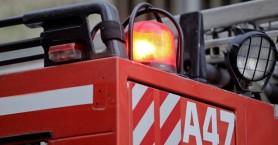 Άμεση επέμβαση της πυροσβεστική για φωτιά σε ξυλουργείο