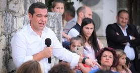 Τσίπρας: Ας φέρουν νωρίτερα τις εκλογές -Θα υπάρξει κυβέρνηση συνεργασίας