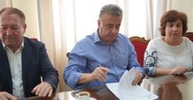 Υπεγράφη η ανακαίνιση Διοικητηρίου της Περιφερειακής Ενότητας στον Άγιο Νικόλαο