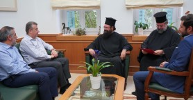 Η Περιφέρεια στηρίζει την ενεργειακή αναβάθμιση του εκκλησιαστικού γηροκομείου Τζερμιάδο