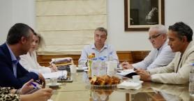 Συνάντηση γνωριμίας Σταύρου Αρναουτάκη - Λένας Μπορμπουδάκη
