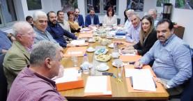 Συγκροτήθηκε σε σώμα το Διοικητικό Συμβούλιο της ΔΕΥΑ  Χανίων