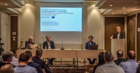 Συνεργασία με την EBRD και την Ένωση Ξενοδόχων Χανίων
