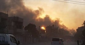 Οκτώ νεκροί από έκρηξη παγιδευμένου οχήματος στη βόρεια Συρία