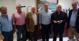 Συνάντηση του Δήμου Βιάννου με εκπροσώπους της ΕΣΗΕΠΗΝ, ΤΕΑΣ