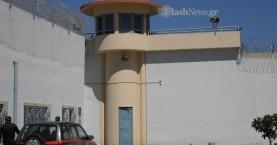 Αναστολή στάσεων εργασίας στις φυλακές Χανίων λόγω εορτών