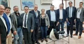 Αντιπροσωπεία Κρήτης: Κατέθεσε αίτημα στο Υπ. Αγρ. Ανάπτυξης για αποζημίωση των παραγωγών