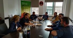 Επίσκεψη στις πληγείσες από κλιμάκιο του Κινήματος Αλλαγής και τον Κεγκέρογλου