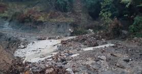 Καταγράφουν τις ζημιές από τις θεομηνίες στην Κίσσαμο