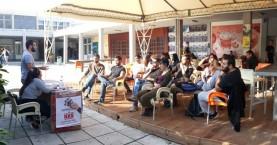 Ολοκληρώθηκε ο κύκλος περιοδειών και συζητήσεων της ΚΝΕ στα Πανεπιστήμια Κρήτης